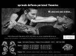 Curso Defensa Personal Mujeres con Precio y Horarios