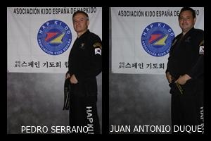 JUAN ANTONIO Y PEDRO